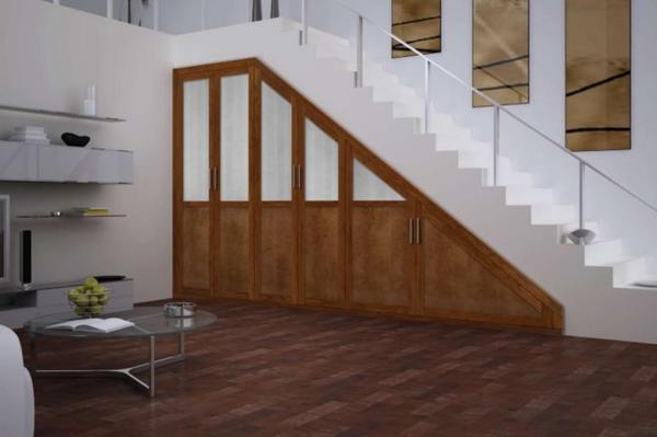 Foto mueble bajo escalera de carpinteria ebanisteria a - Decoracion bajo escalera ...