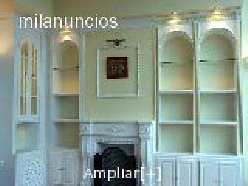 Foto mueble de escayola con muchos detalles de sergio - Muebles de escayola modernos ...
