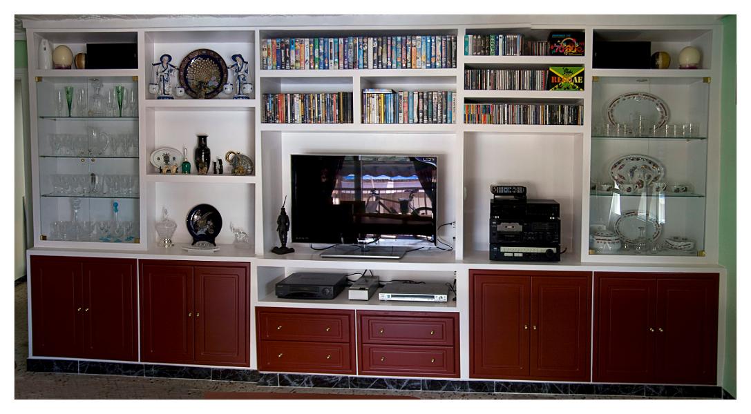 Foto mueble de obra de hecho esta 205579 habitissimo - Muebles de cocina hechos de obra ...