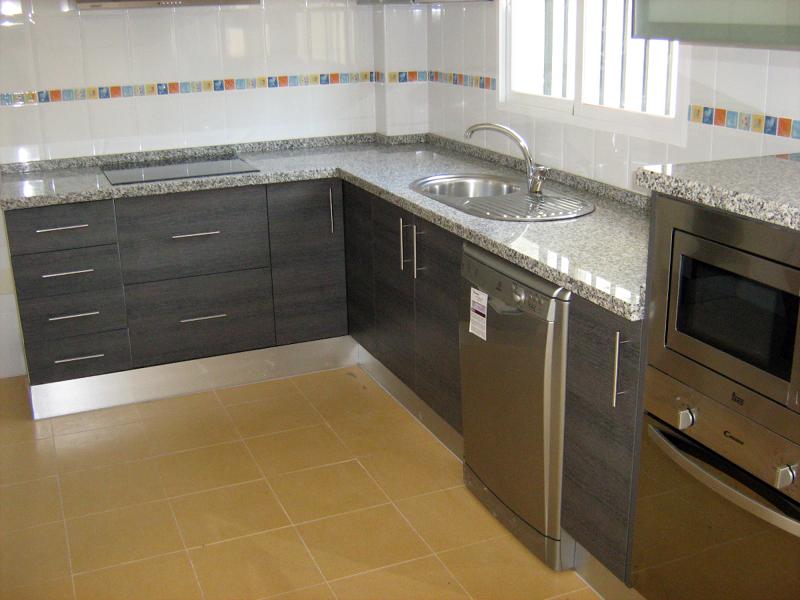 Foto muebles de cocina de cocinas a domicilio 183031 - Muebles de cocina albacete ...