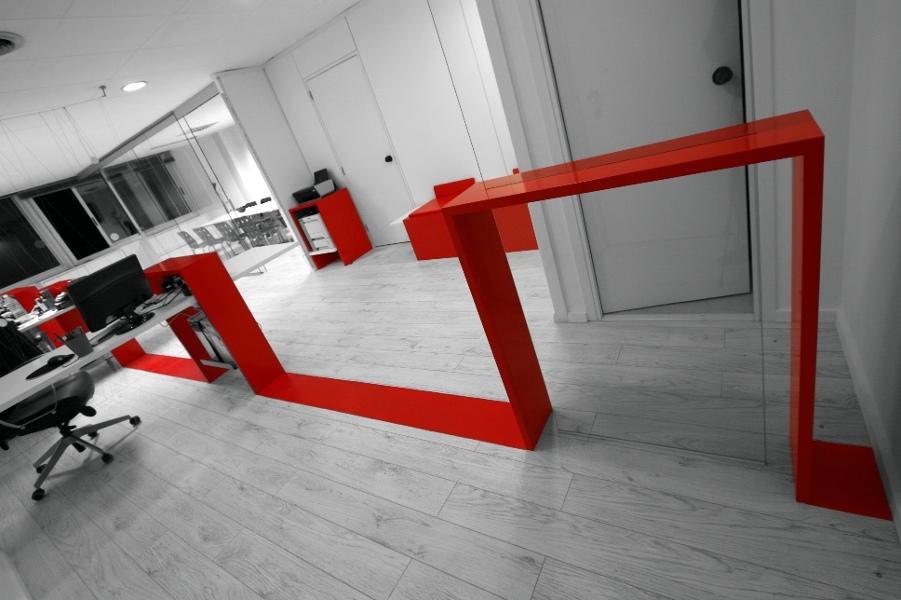 Foto oficina assai en rambla catalunya barcelona de for Oficina caixa catalunya barcelona