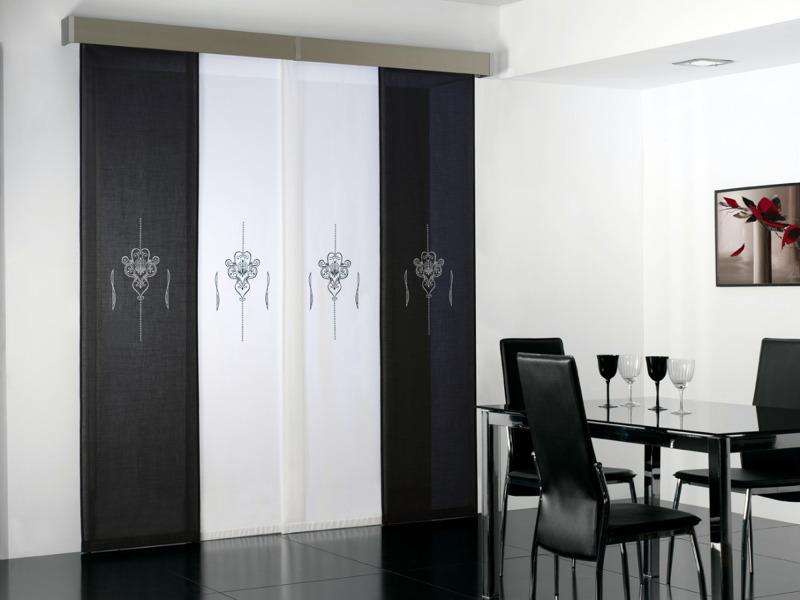 Foto panel japones de superdecor cortinas decoraci n - Tela para panel japones ...