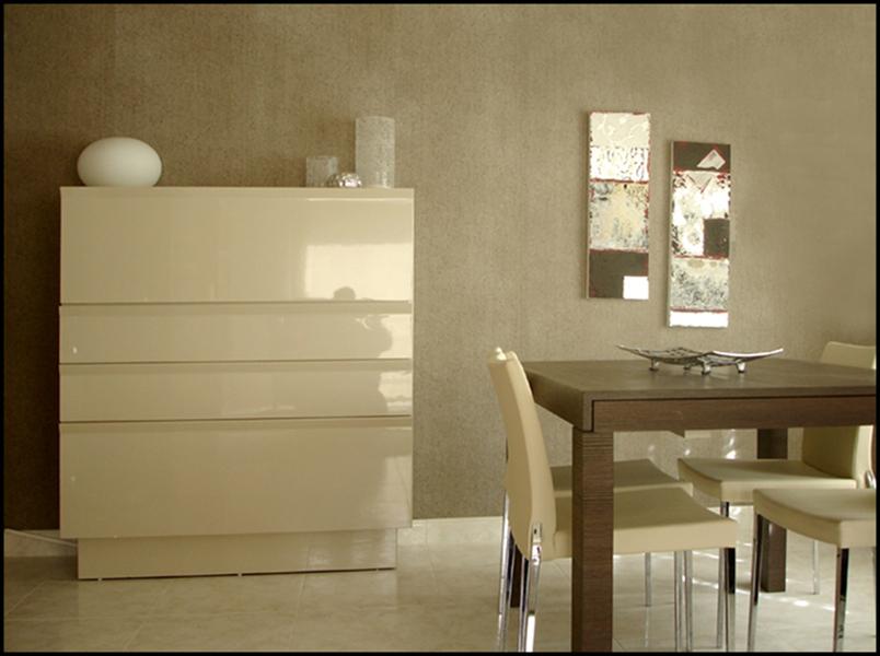 Foto papel decorativo pa o de pared de comedor de - Papel pared decorativo ...