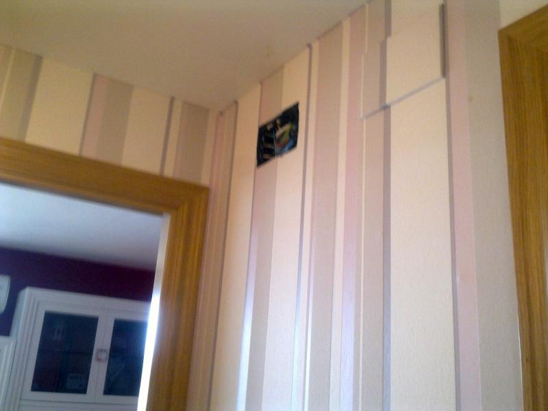 Foto papel pintado saint 39 honore en pasillo de pedro - Pasillos pintados ...