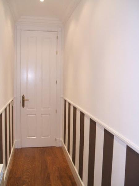 Foto pasillo de zocalos en madera de multimarquez 709336 for Zocalos para garajes