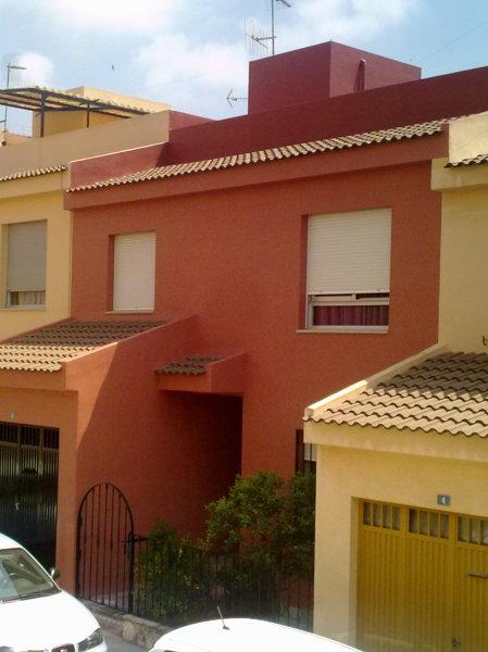 Foto pintado de fachada de pintadecorborriol 714239 - Pintado de fachadas ...