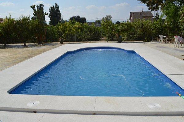 Foto piscina 8x4 metros de inment creative sl 700950 for Precio piscina obra 8x4