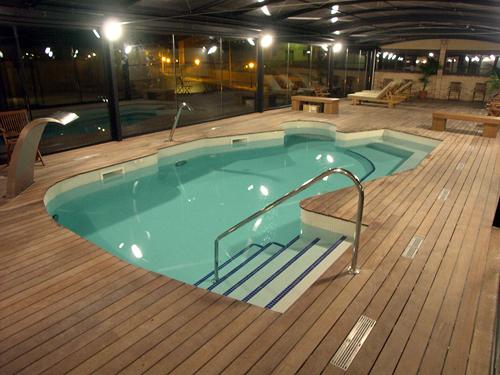 Foto piscina de interior de tienda piscinas s l 168674 - Piscinas de interior ...