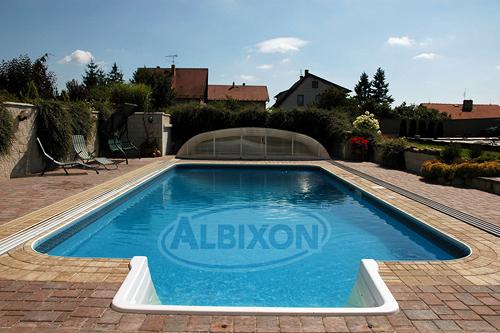 Foto piscina de obra cubierta de tienda piscinas s l - Presupuestos de piscinas de obra ...