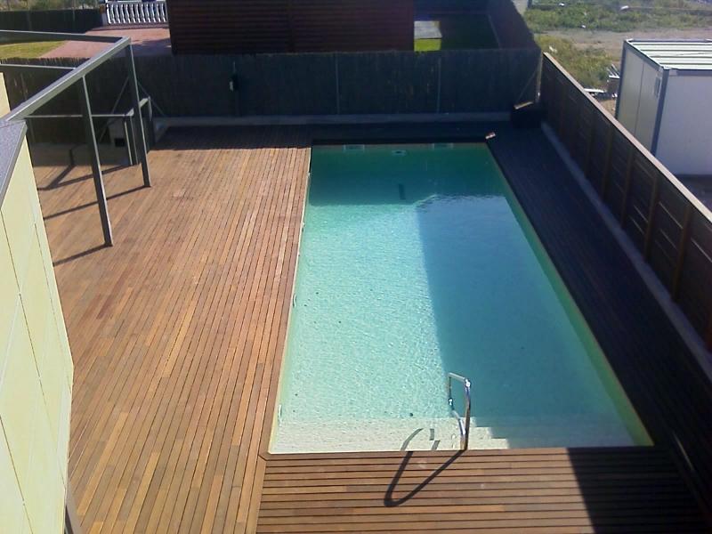 Foto piscina de obra de tienda piscinas s l 168682 - Presupuestos piscinas de obra ...