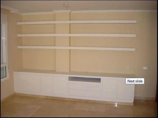 Foto pladur insonorizaciones tabiquer a techos - Estanterias pladur ...