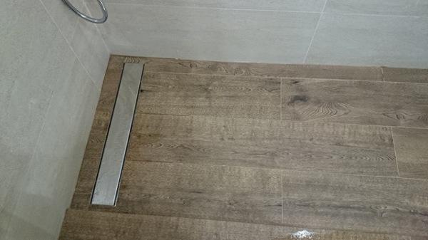 Foto plato de ducha de obra de reformas sevilleja s c 532165 habitissimo - Duchas sin plato ...