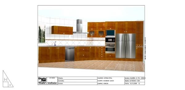 Foto presupuestos y proyectos en 3d de lof cocinas for Cocinas en illescas