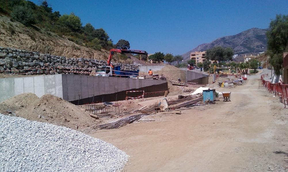 Foto probisa los pacos fuengirola de estructuras for Oficina de empleo fuengirola