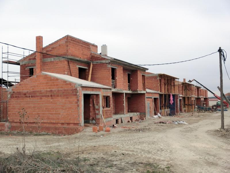 Foto proyecto y ejecuci n adosados en valladolid de - Casas prefabricadas en valladolid ...