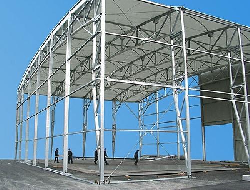 Foto proyectos de construcciones industriales de delta for Construcciones industriales