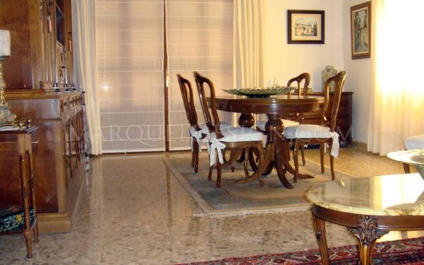 Foto: Proyecto Salón Comedor Estilo Inglés de Marquel Design #421814 ...
