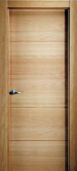Foto puerta en el mallado en horizontal de pasaycierra for Precio de puertas en bricomart