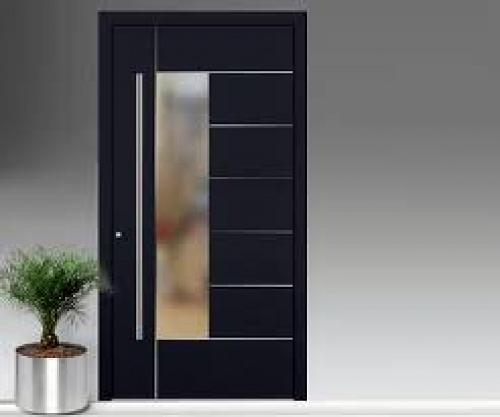 Foto puerta entrada a vivienda de barelectrogas sl for Puerta entrada vivienda