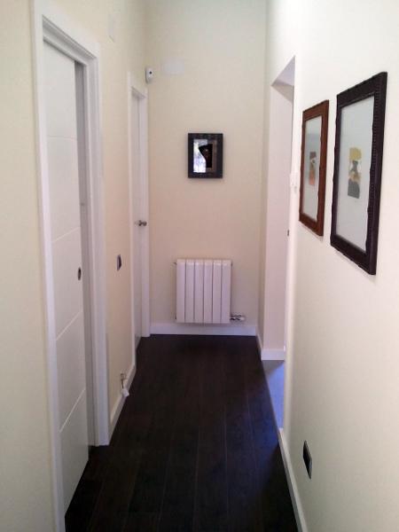 Foto puertas lacadas blancas de jcampos carpinteria - Puertas lacadas blancas precios ...