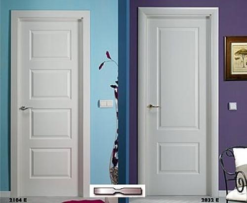 Foto puertas lacadas en blanco de puertas pina 385887 - Puertas lacadas en blanco ...
