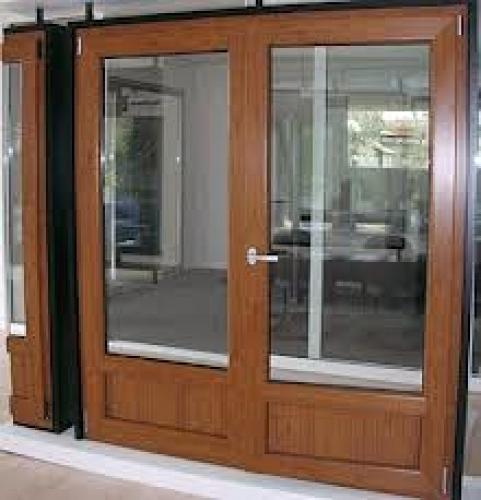 Foto pvc foliados madera de ventanas istalrioja 368107 for Ventanas pvc madera