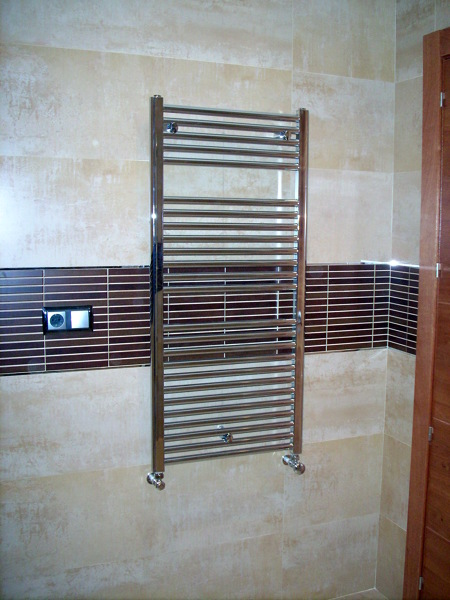 foto radiador de calefacci n para ba o de calor y agua