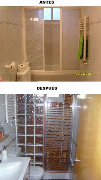 Reforma Baño Ourense:Foto: Reforma Baño antes y Despues de Reformas Y Calidad #129836
