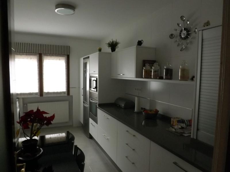 Foto reforma cocina con amueblamiento de ventanas astur - Amueblamiento de cocinas ...