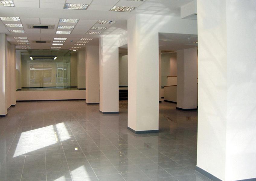 Foto reforma de local para uso de oficina administrativa for Oficinas ss madrid