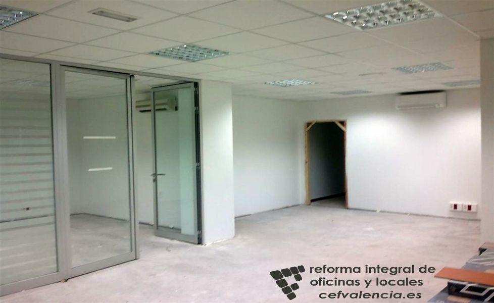 Foto reforma de oficinas empresas en valencia y for Reformas de oficinas