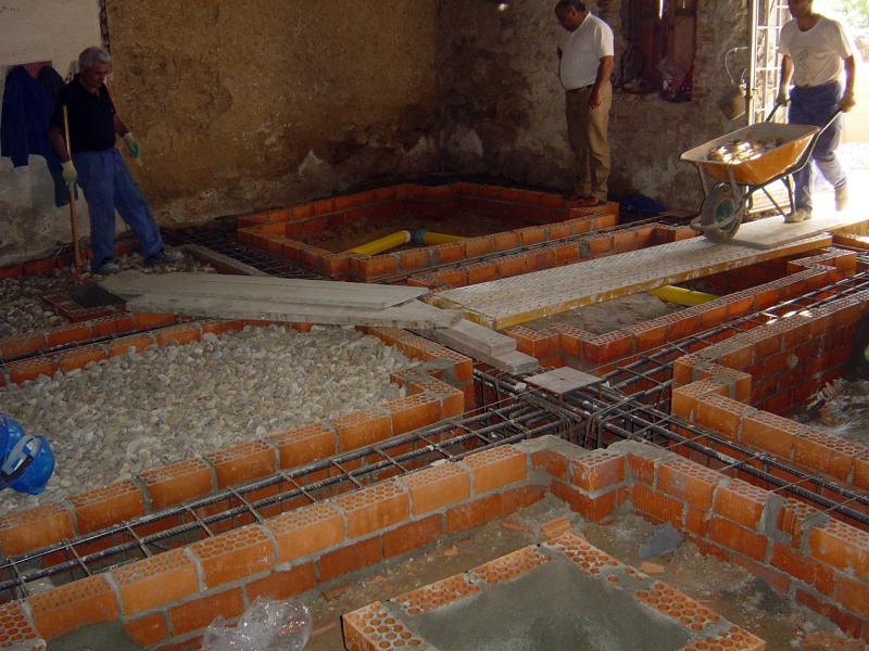 Foto rehabilitaci n casa antigua cristobal de la sierra - Rehabilitar casa antigua ...