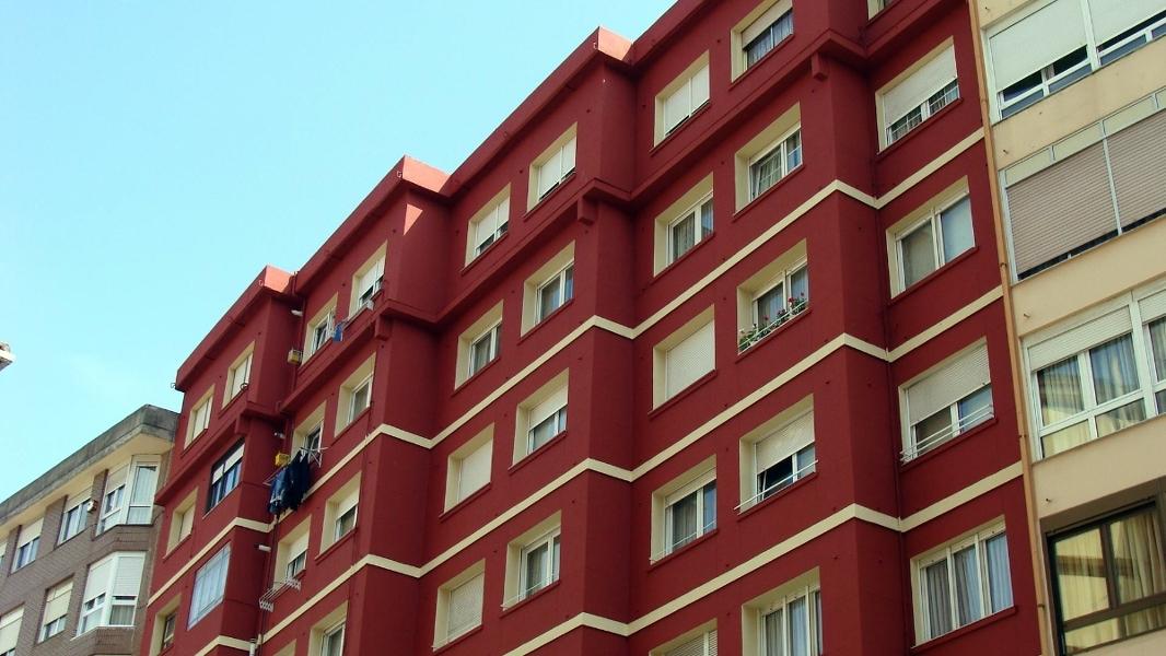 Foto rehabilitado de fachadas de taller de pintura - Fachadas de talleres ...