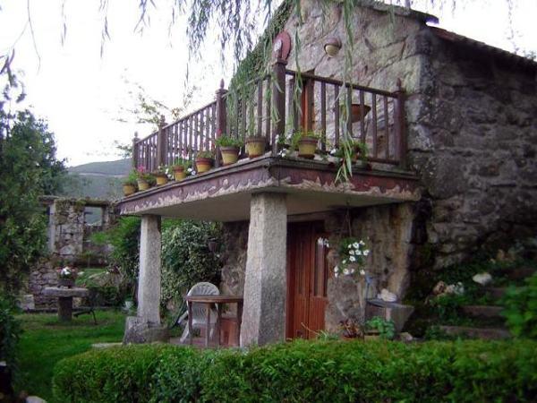 Foto restauraci n de casa antig a en guillade pontevedra - Casas prefabricadas en pontevedra ...