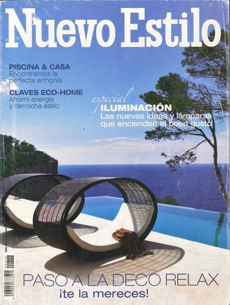 Baños Revista Nuevo Estilo:Foto: Revista Nuevo Estilo – Deco Relax de Grupo Grc #461818