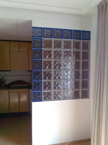 Foto separacion cocina comedor de construcciones royo for Separacion entre cocina y comedor