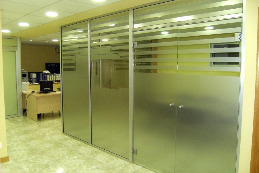 Foto separador de oficina de al cris castellon cb 211676 for Separadores de oficina