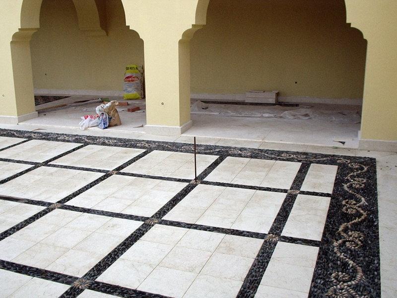 foto soleria de un patio combinamos chino cordobes y On soleria para patios