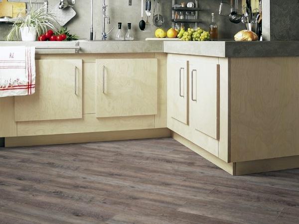 Foto suelo de pvc en cocina de rael decoraci n 455716 - Suelo de cocina sin obra ...