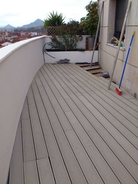Foto suelo relazzo terrazas de reformas arene 236472 - Suelos terrazas exteriores ...