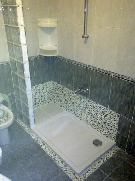 Foto sustitucion de ba era por plato de ducha de iv n - Sustitucion de banera por plato de ducha ...