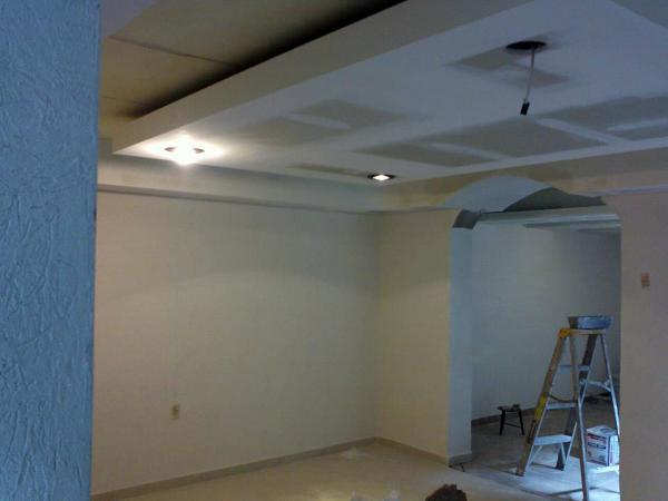 Foto techo cocina pladur de placomex 472479 habitissimo for Techos para cocinas