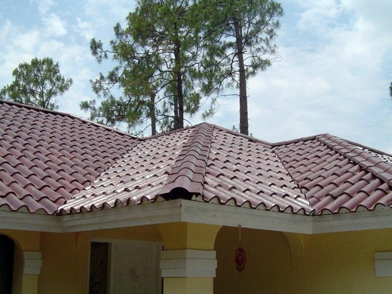 Foto Teja De Plastico Compatible Con Diversas Geometrias De Roofeco System S L 349352 Habitissimo