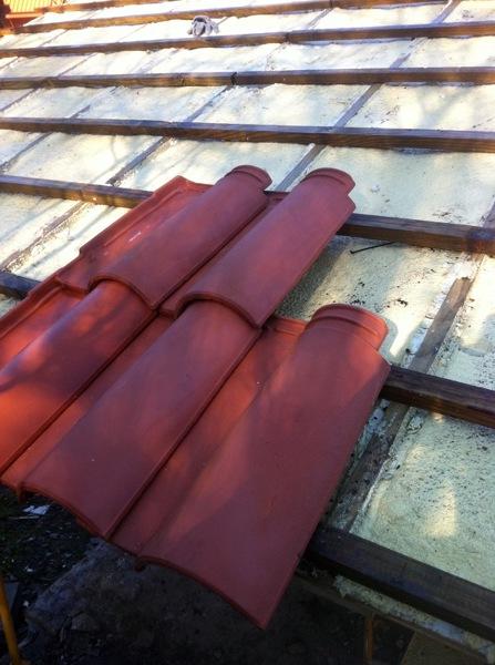 Foto tejado udalla cantabria de vipansand pvc 339468 - Tejados de pvc ...