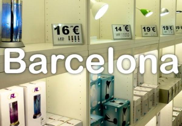 Foto Tienda De Lamparas Yanso Barcelona De Yanso 1784219 Habitissimo