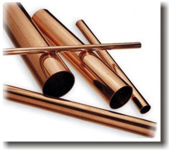 Foto tuberia de cobre de multy reformas y construcciones - Precio de tuberia de cobre ...