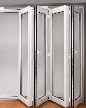 Foto ventana puerta plegable de aluminios aven 438723 - Puerta balconera aluminio ...