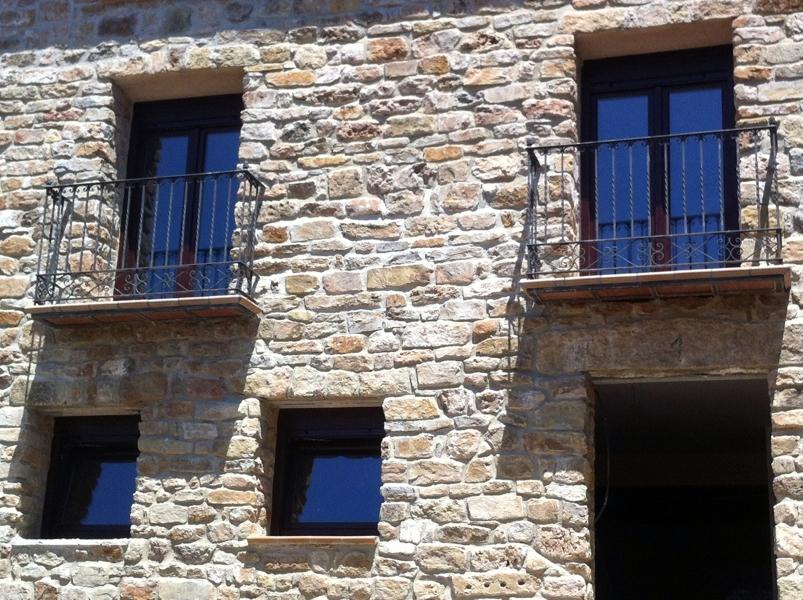 foto ventanas pvc acabado caoba imitaci n madera de