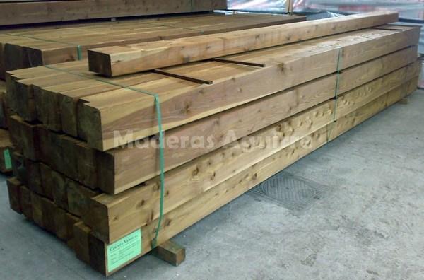 Foto viga estructural maciza y laminada de maderas aguirre 156617 habitissimo - Maderas aguirre ...