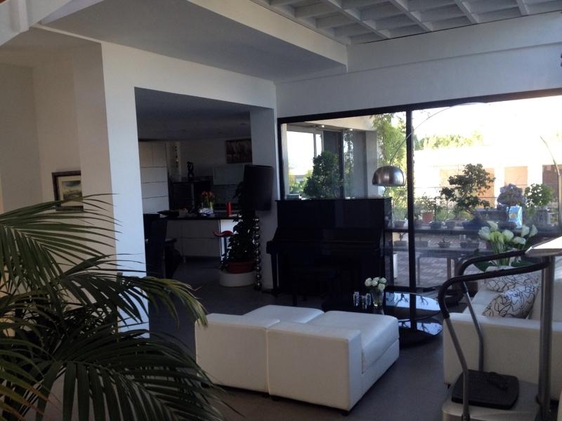 Foto vista de union sala de estar comedor cocina de for Cocina estar comedor